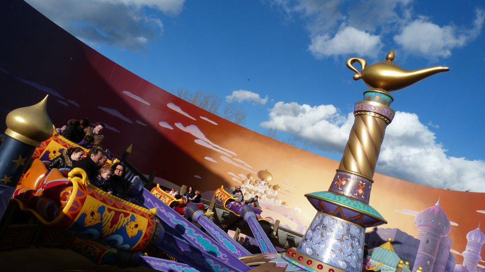 flight over agrabah - photo #21