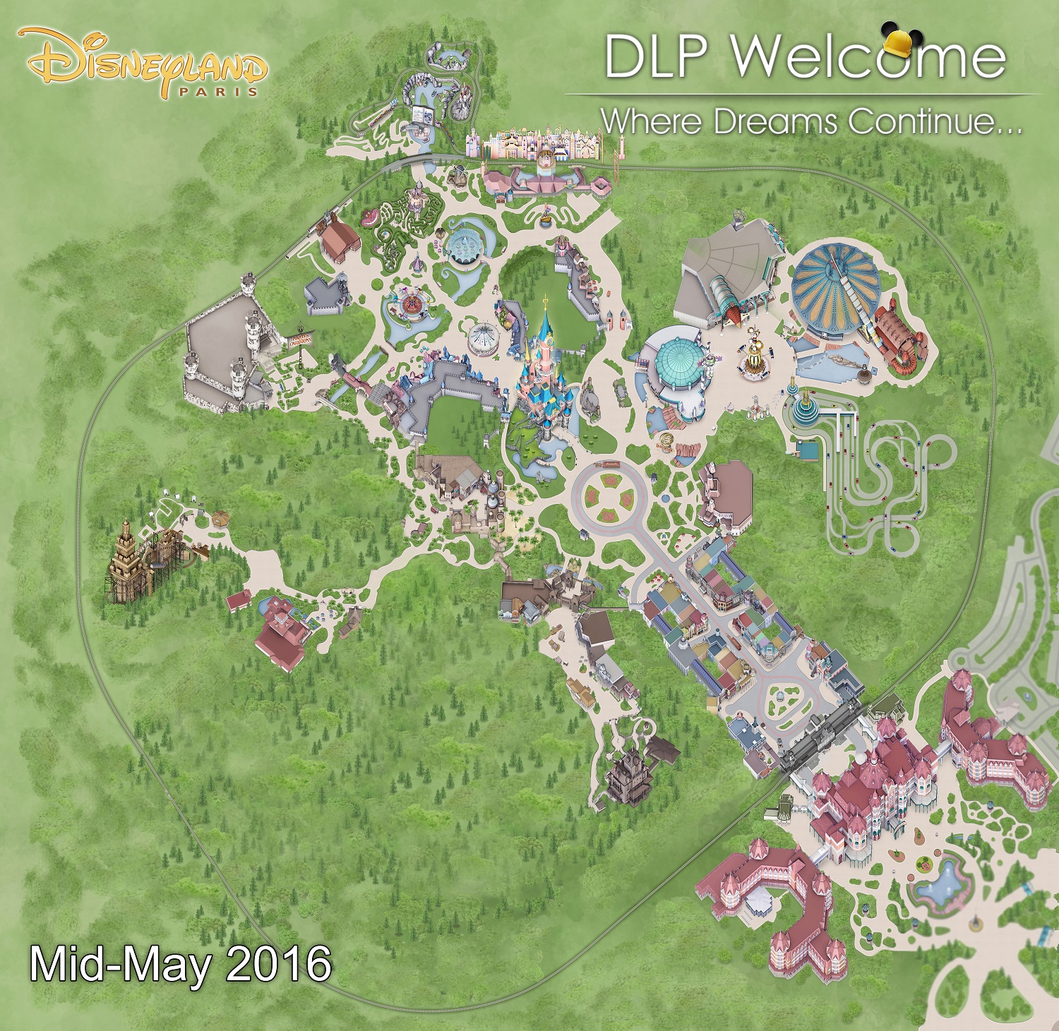 Disneyland Park Plan mid may version 3