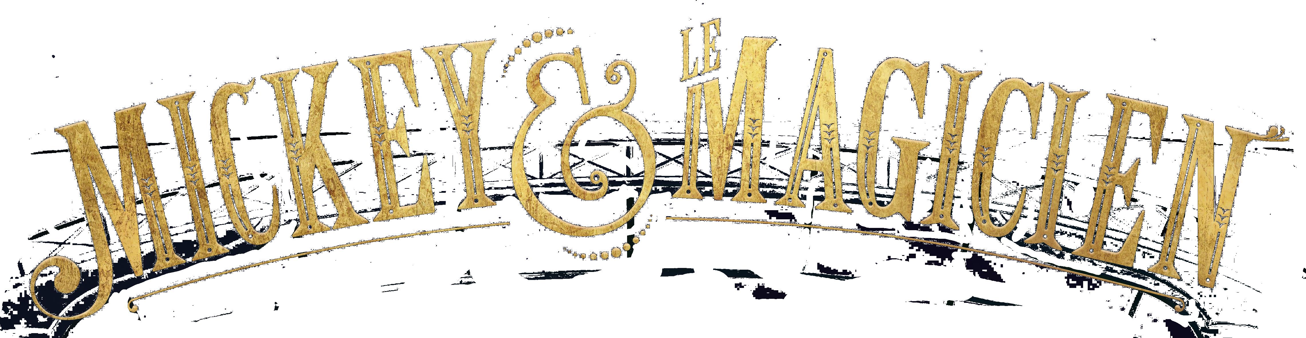 logo mickey magician