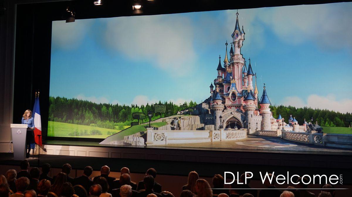 Convention Euro Disney La France Dlp Welcome