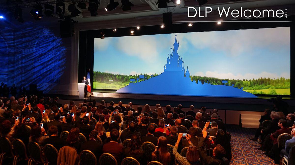 Le Président de la République François Hollande à Disneyland Paris (samedi 25 février 2017) - Page 4 DSC7216