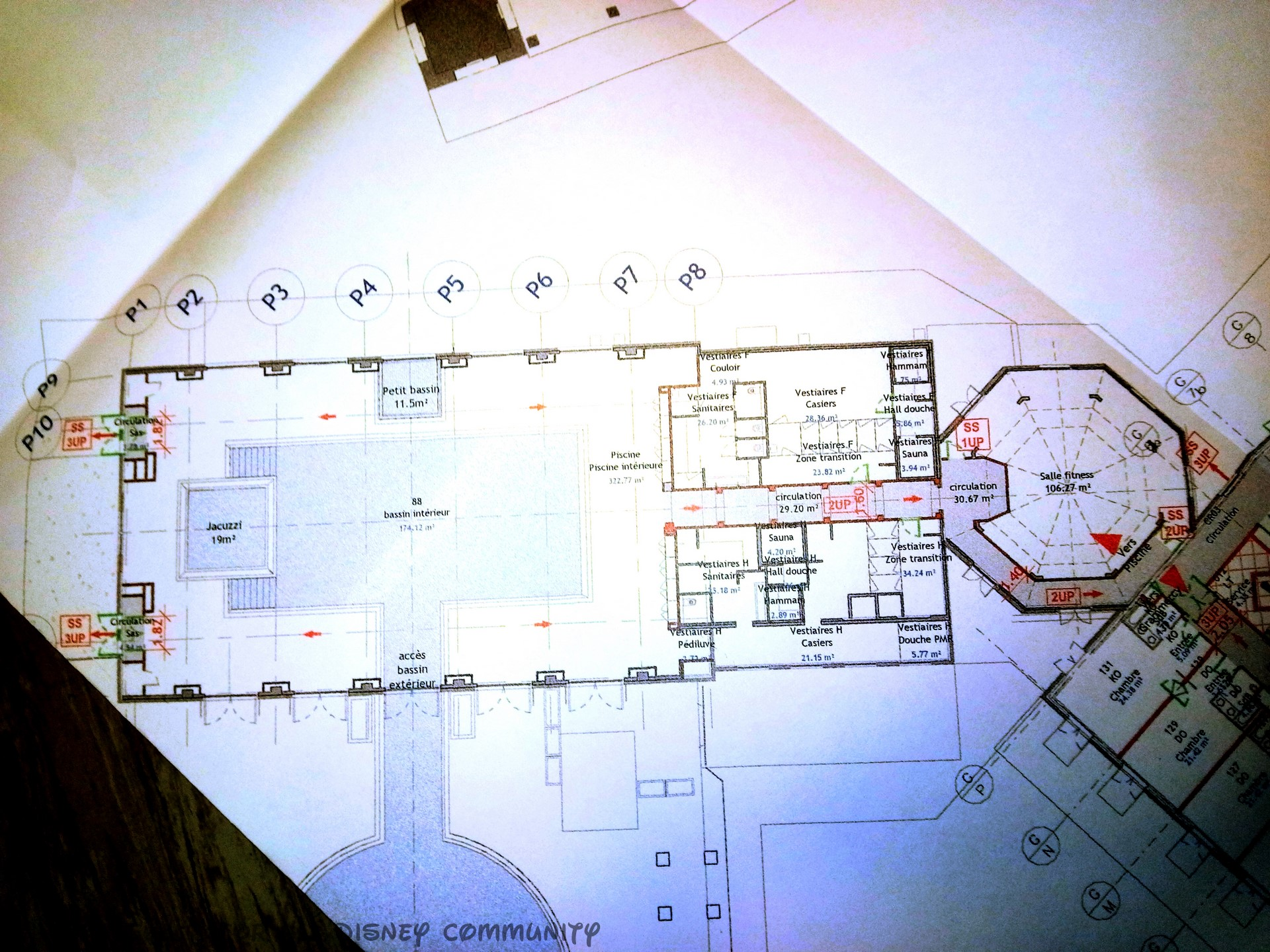 Permit Validated For The New Marvel Hotel At Disneyland Paris Dlp