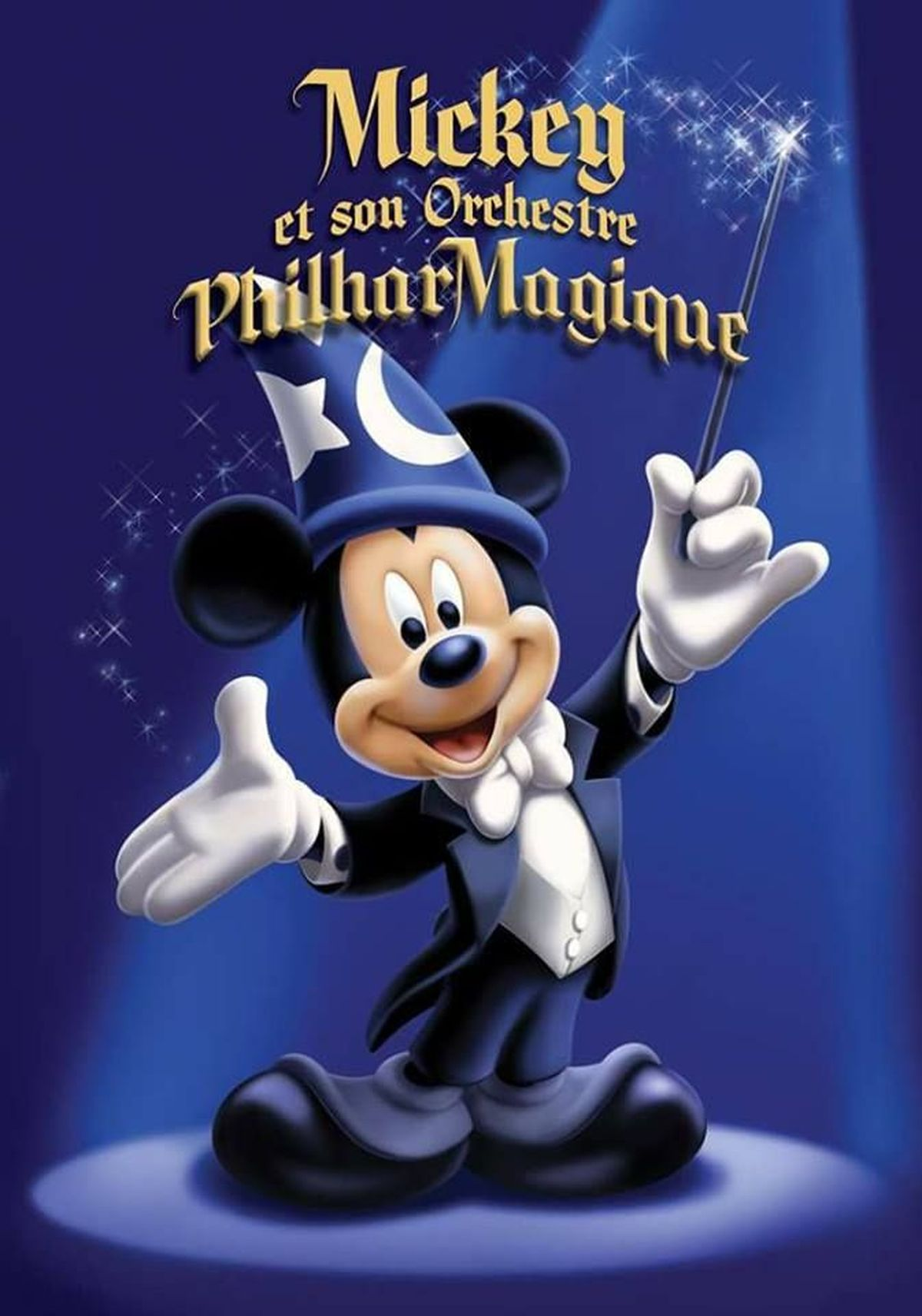 Mickey S Philharmagic At Disneyland Paris Dlp Welcome